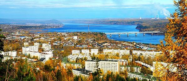 усть-илимск город фото
